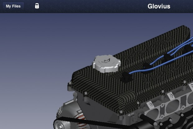 View SolidWorks files on iPad, iPhone & Android devices!