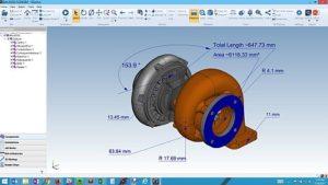 Glovius IGS, IGES CAD File Viewer