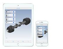 view catia files on iphone, ipad and android