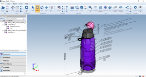 catia viewer, catia software, cad software, cad viewer
