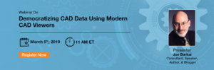 Data Democratization using Modern CAD Viewers