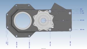 Measure CAD files in Glovius