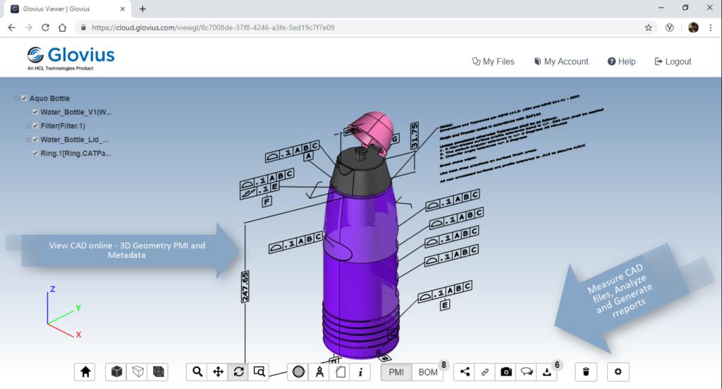 Glovius Cloud – CAD Viewer Online | Glovius