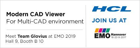 CAD Viewer at EMO, CAD Visualization at EMO , Digital Manufacturing