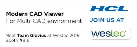 Glovius at Westec 2019