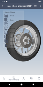 solidworks viewer android