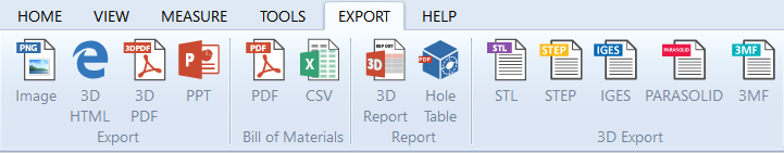 create stp files from CATIA, SolidWorks, NX, JT, IGES, Parasolid, Inventor, and Solid Edge parts and assemblies