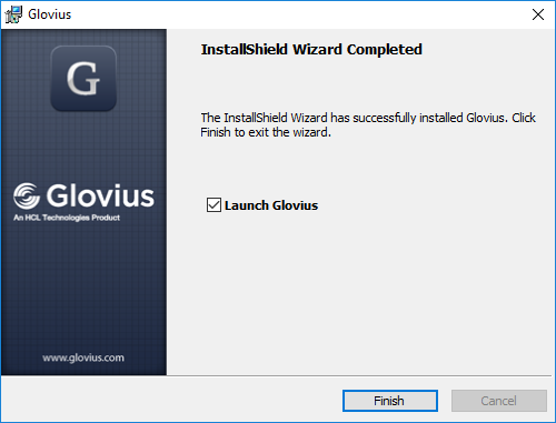 install shield wizard completed
