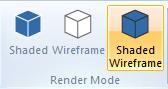 Render Mode Panel